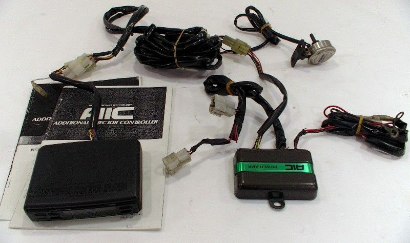 HKS AIC III 3  Additional injector controller