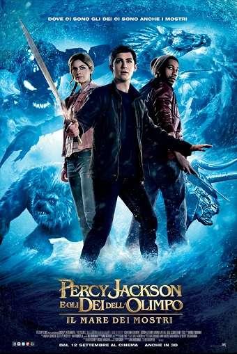Percy Jackson e gli dei dell'Olimpo: il mare dei mostri (2013) DVD5 Custom - ITA