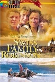 Gia Đình Robinson Trên Hoang Đảo