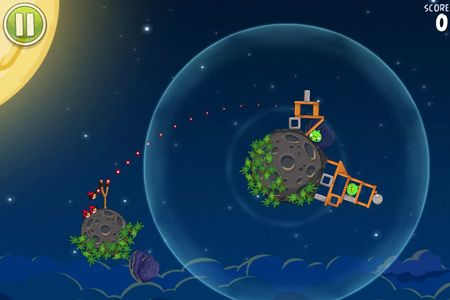 Angry Birds Space PC Full İndir