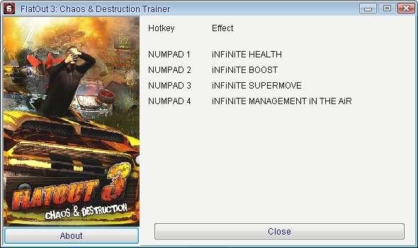 Патч nocd для игры pure. FlatOut 1 чит коды к играм прохождение игры.