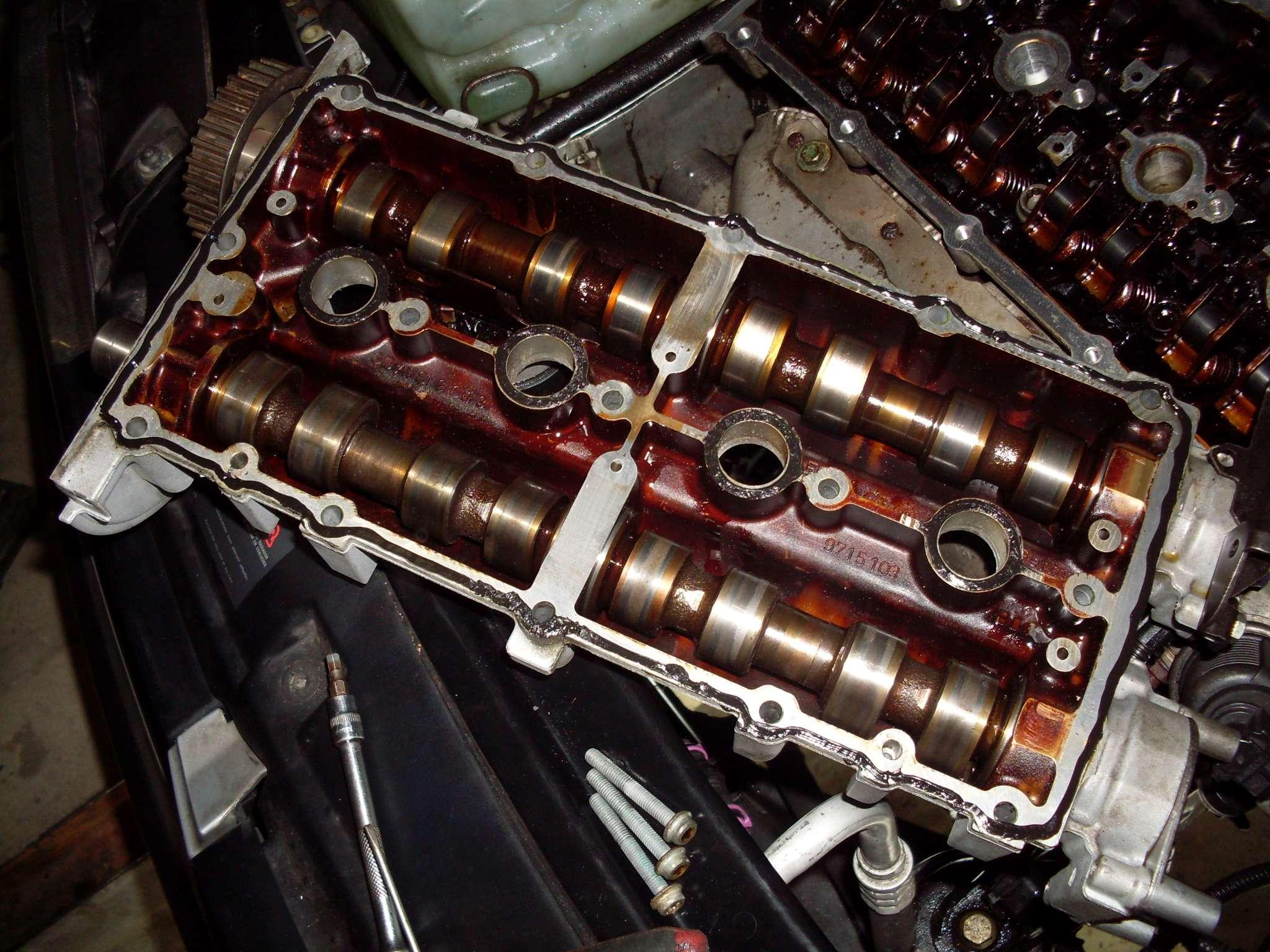 Golf 4 1 4 16v Olieverbruik En Tikkende Motor Pagina 2