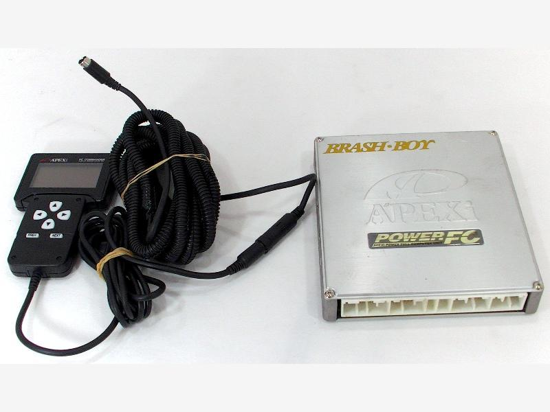 Apexi power fc EcU+Commander Altezza Lexus RS200 SXE10 3SGTE