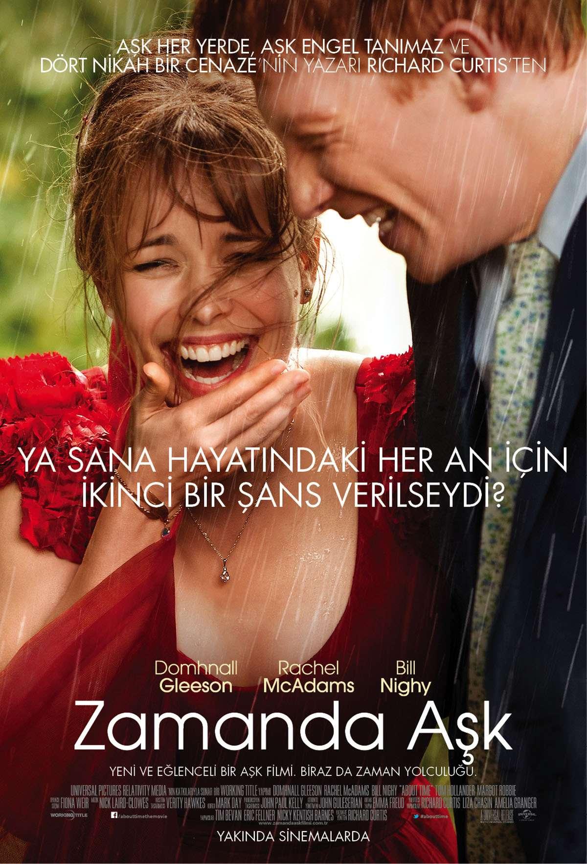 Zamanda Aşk - 2013 BRRip XviD AC3 - Türkçe Dublaj Tek Link indir