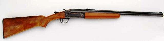 Savage Model 42 Combination Gun  22LR/ 22WMR &  410 Shotgun