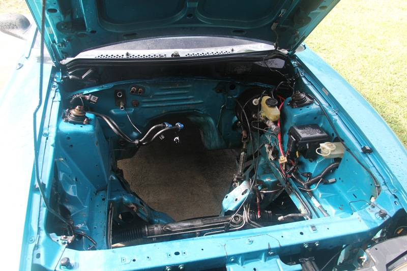 94 Mustang 5 3 LS Swap - Ford Mustang Forums : Corral net